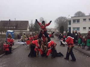 Fasching Umzug Dornstadt 2017