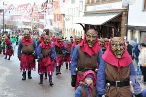 Fasnet Fasching Münsingen 2017 12