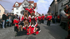 Fasching Fellbach 09