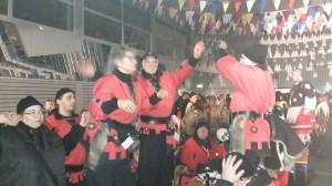 Fasnet Griesingen Feier 2017
