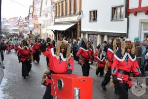 Fasnet Fasching Münsingen 2017 13